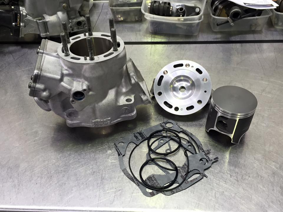 Ktm Two Stroke Top End Rebuild
