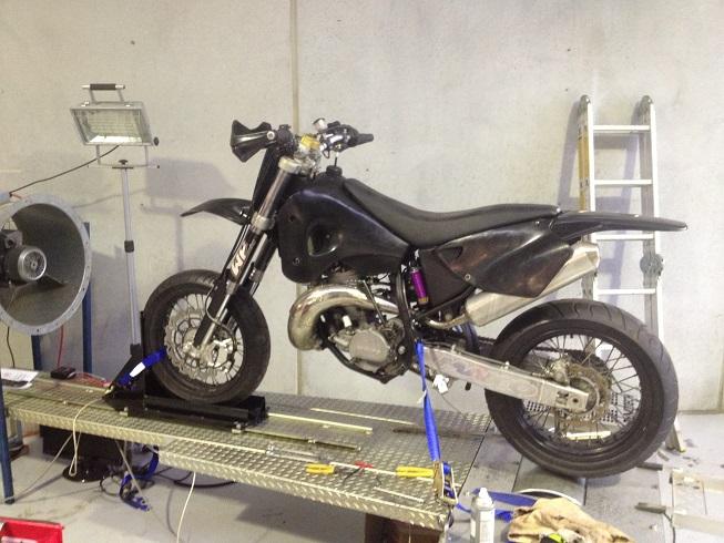 TSP Maico 500
