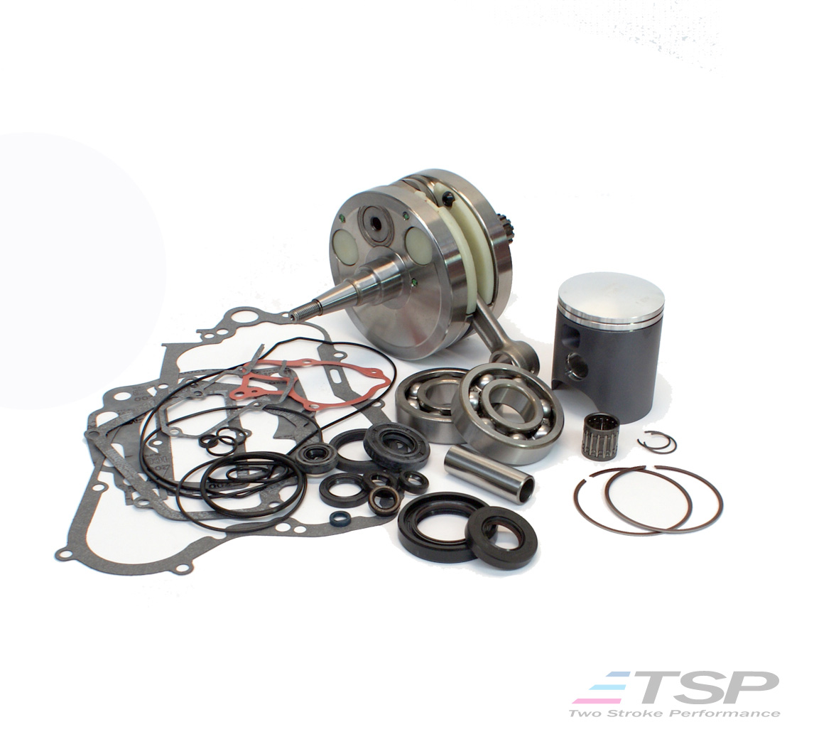 kawasaki kx125 complete engine rebuild kit two stroke performance rh twostrokeperformance com au Yamaha Scooter 125Cc 125Cc Bicycle Engine Kit