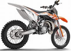 KTM EXC and SX – Two Stroke Performance Engine Tuning